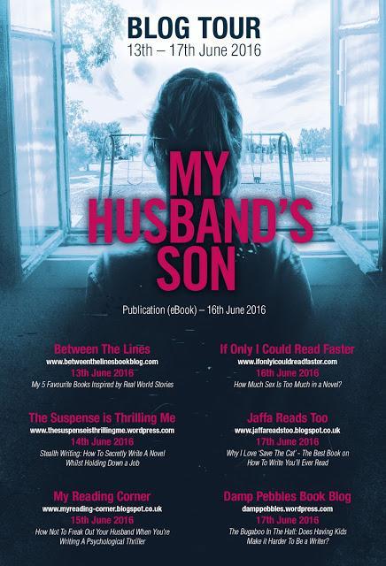 My Husband's Son – Deborah O'Connor (Guest Post)