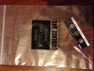 evidence-bag