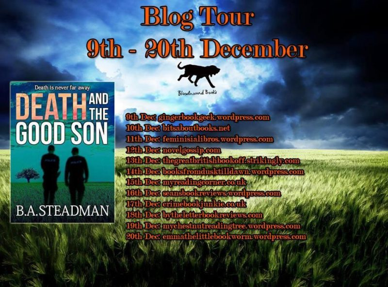 DEATH AND THE GOOD SON BLOG TOUR