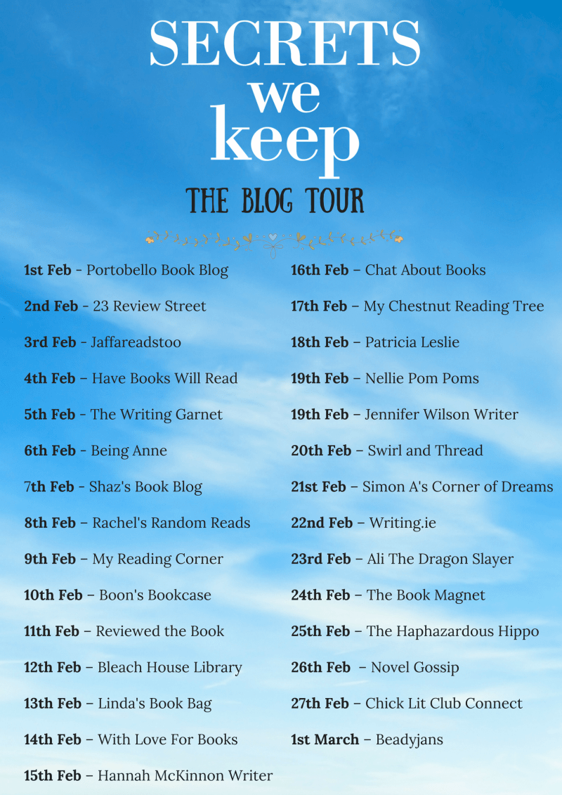 SECRETS WE KEEP BLOG TOUR
