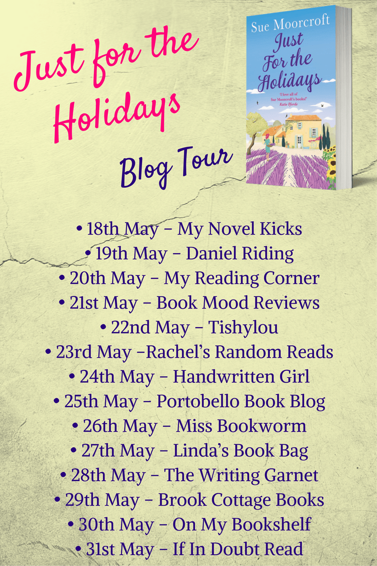 JUST FOR THE HOLIDAYS BLOG TOUR