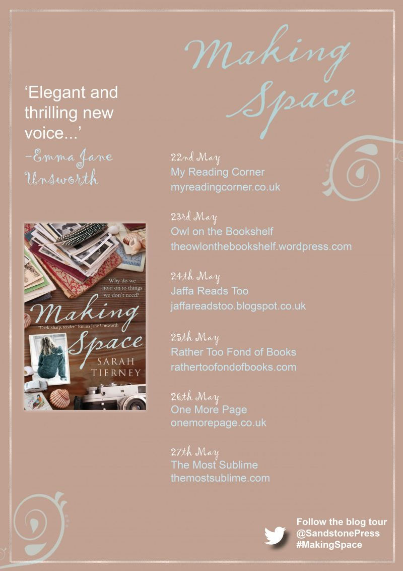 MAKING SPACE BLOG TOUR