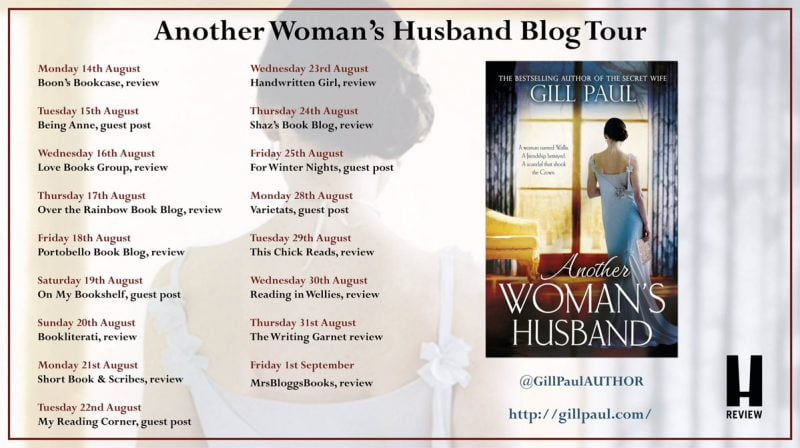 ANOTHER WOMAN'S HUSBAND – GILL PAUL