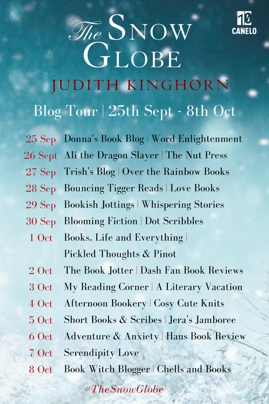 THE SNOW GLOBE – JUDITH KINGHORN