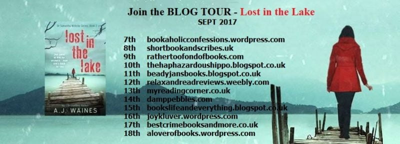 LOST IN THE LAKE – A J WAINES