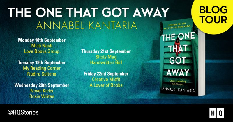 THE ONE THAT GOT AWAY – ANNABEL KANTARIA