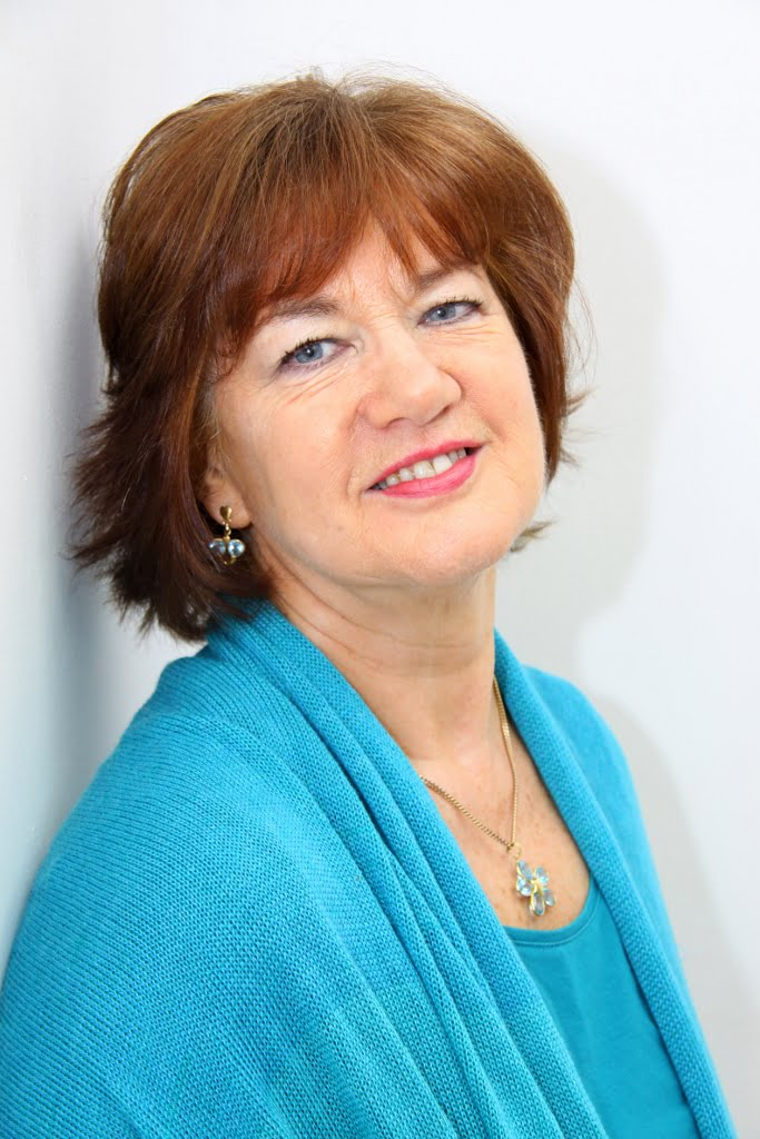 Picture of author anne allen