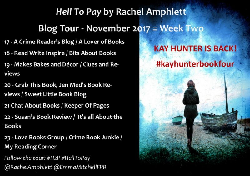 HELL TO PAY – RACHEL AMPHLETT