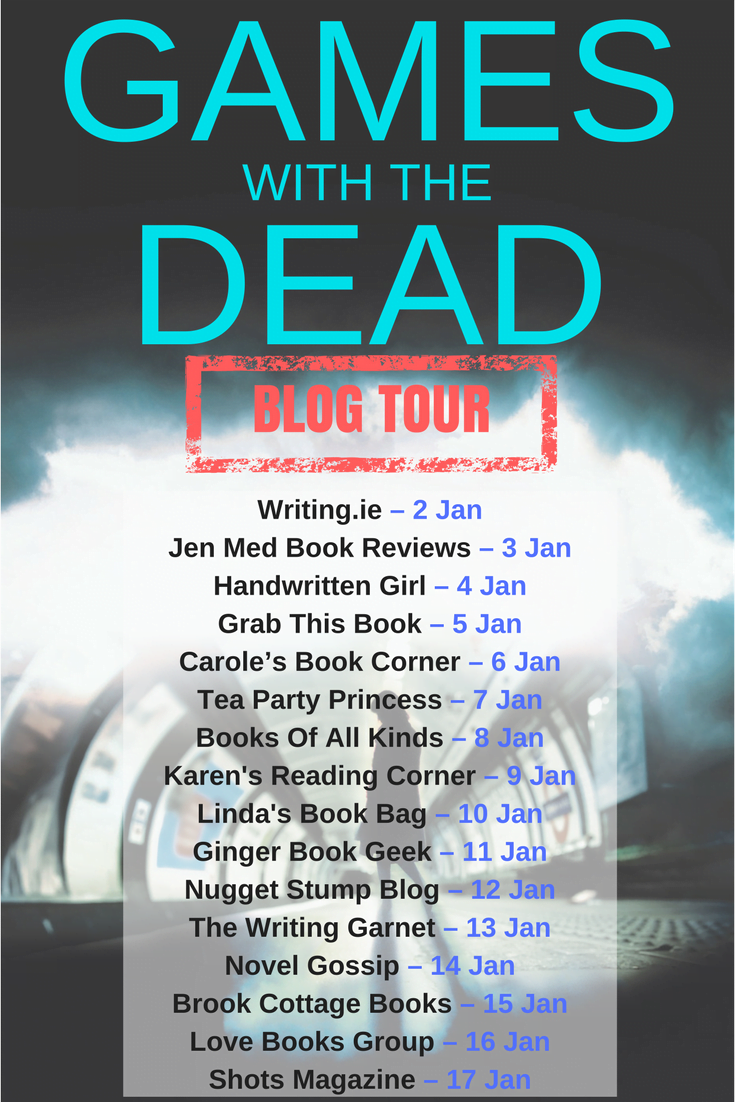 GAMES WITH THE DEAD – JAMES NALLY