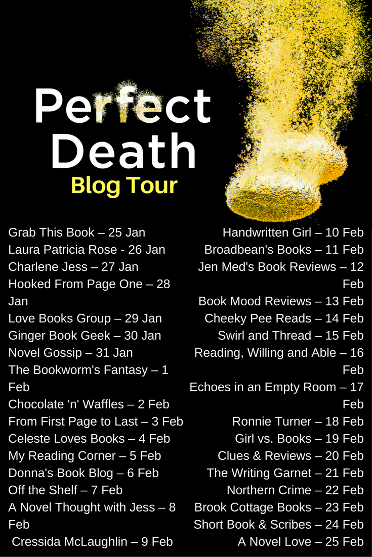 PERFECT DEATH – HELEN FIELDS