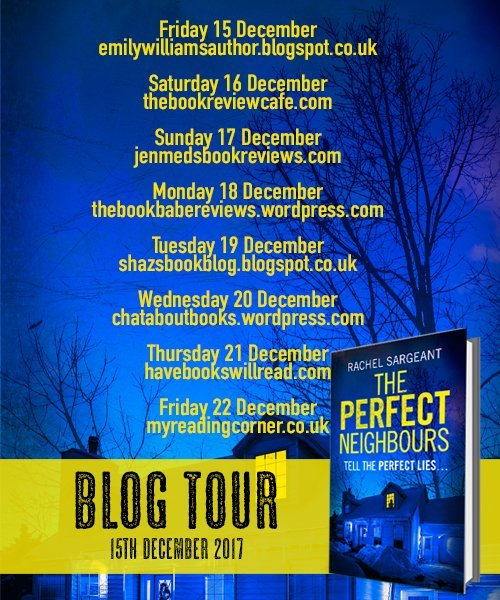 THE PERFECT STRANGERS – RACHEL SARGEANT