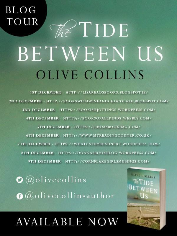 THE TIDE BETWEEN US – OLIVE COLLINS