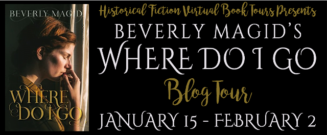 WHERE DO I GO – BEVERLY MAGID