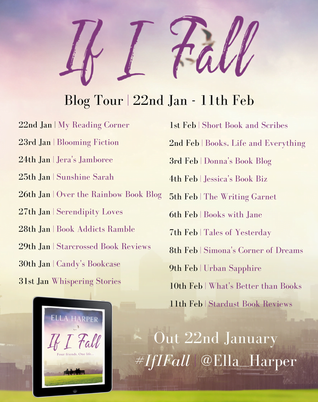 IF I FALL – ELLA HARPER