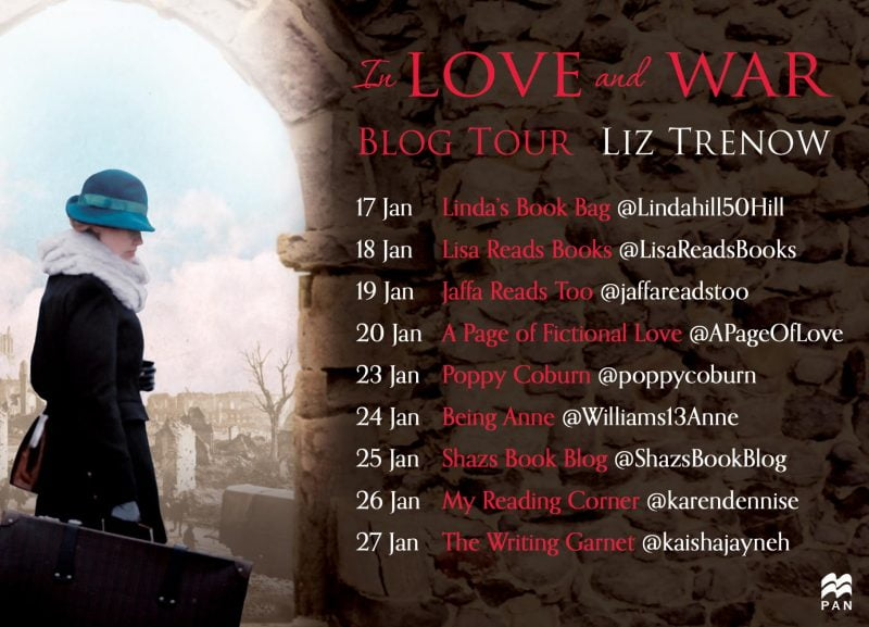 IN LOVE AND WAR – LIZ TRENOW