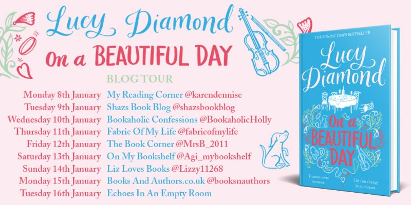 ON A BEAUTIFUL DAY – LUCY DIAMOND