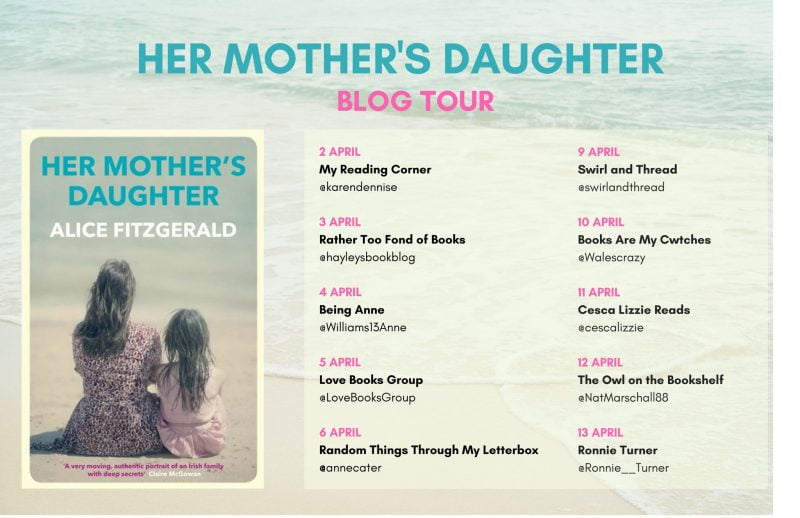 HER MOTHER'S DAUGHTER – ALICE FITZGERALD
