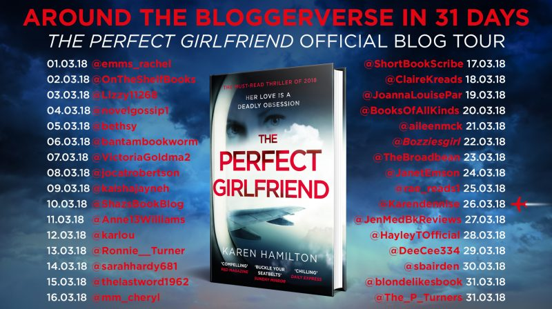 THE PERFECT GIRLFRIEND – KAREN HAMILTON