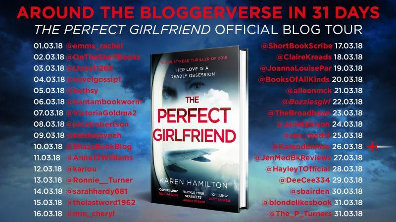 THE PERFECT GIRLFRIEND – KAREN HAMILTON