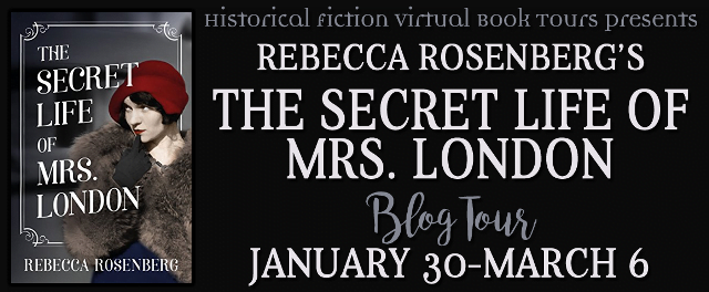 THE SECRET LIFE OF MRS LONDON – REBECCA ROSENBERG