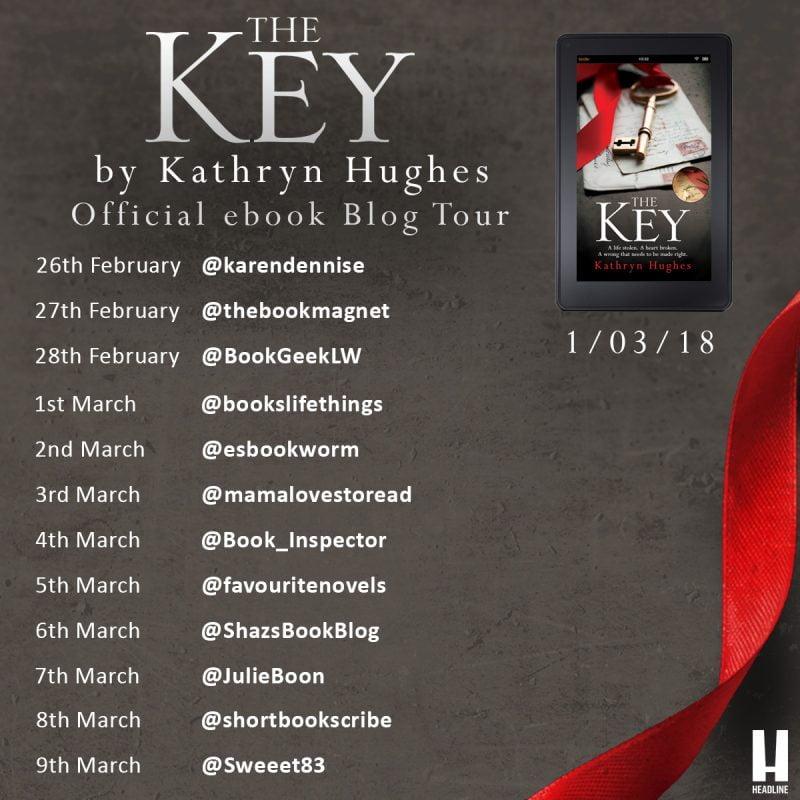 THE KEY – KATHRYN HUGHES