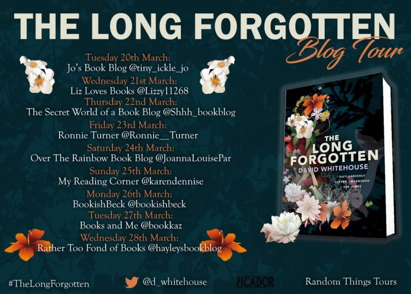 THE LONG FORGOTTEN – DAVID WHITEHOUSE