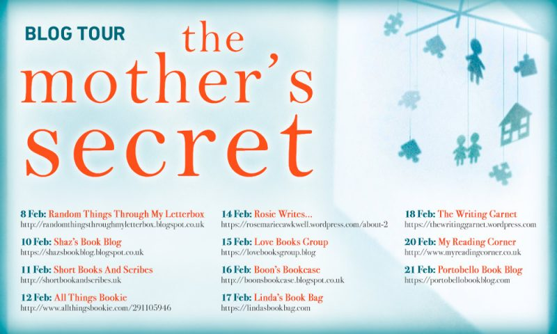 THE MOTHER'S SECRET – CLARE SWATMAN