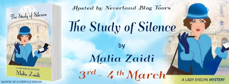 THE STUDY OF SILENCE – MALIA ZAIDI