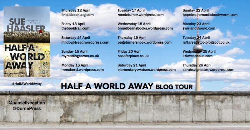 HALF A WORLD AWAY – SUE HAASLER