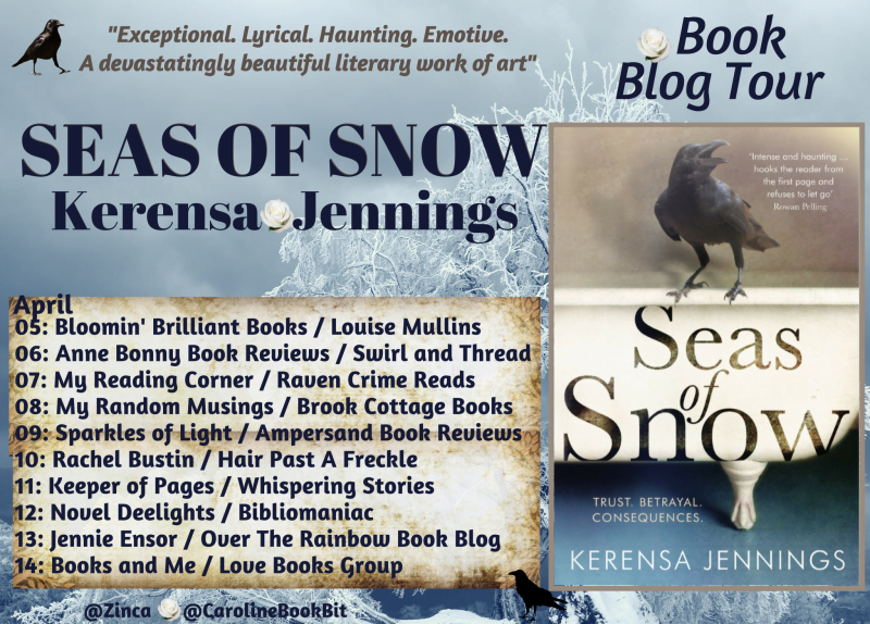 SEAS OF SNOW – KERENSA JENNINGS