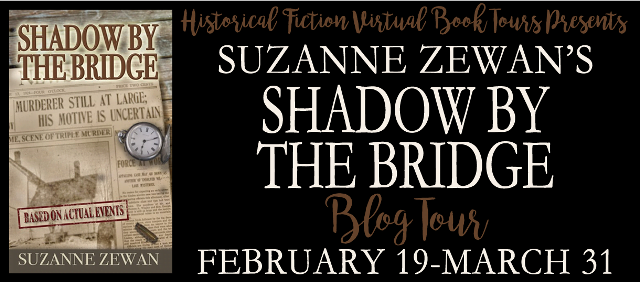 SHADOW BY THE BRIDGE – SUZANNE ZEWAN
