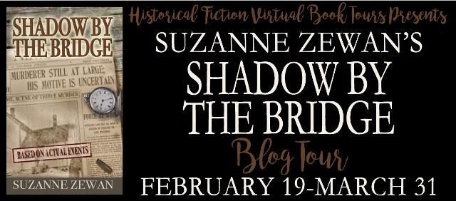 SHADOW BY THE BRIDGE – SUZANNE ZEWAN