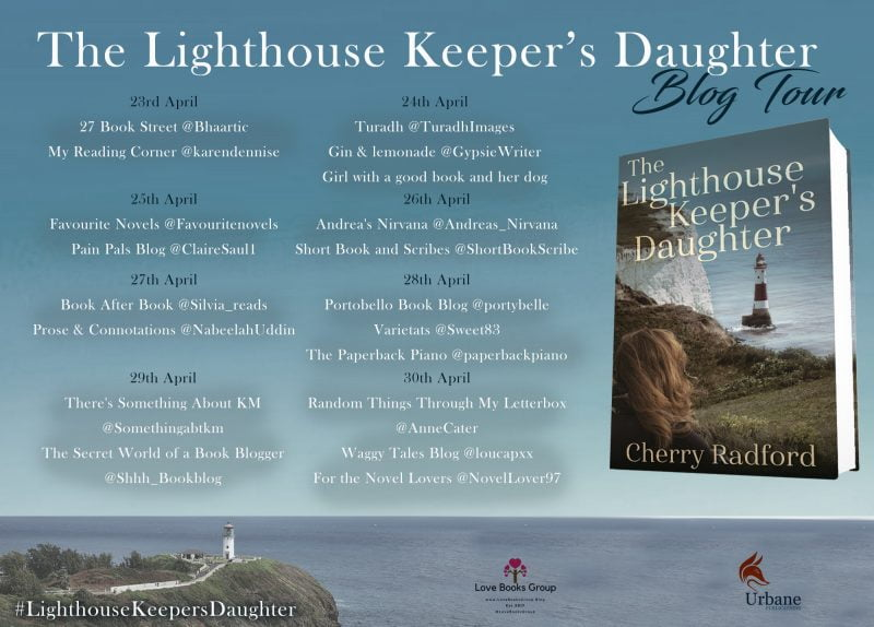 THE LIGHTHOUSE KEEPER'S DAUGHTER – CHERRY RADFORD