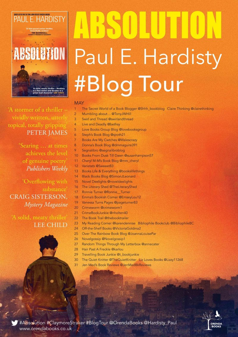 ABSOLUTION – PAUL E HARDISTY