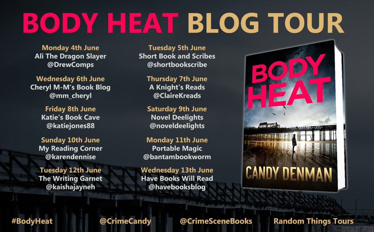 BODY HEAT – CANDY DENMAN