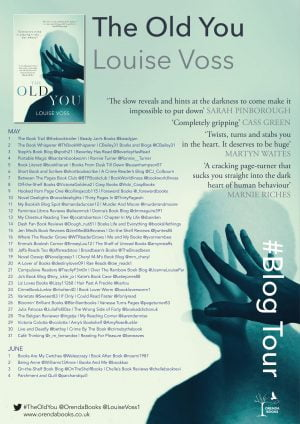 THE OLD YOU – LOUISE VOSS