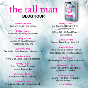 THE TALL MAN – PHOEBE LOCKE