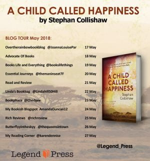 A CHILD CALLED HAPPINESS – STEPHEN COLLISHAW