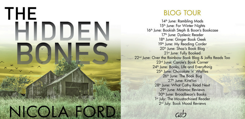 THE HIDDEN BONES – NICOLA FORD