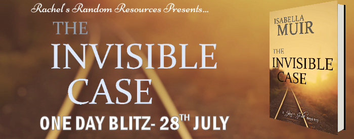 The Invisible Case Blog Blitz – Isabella Muir
