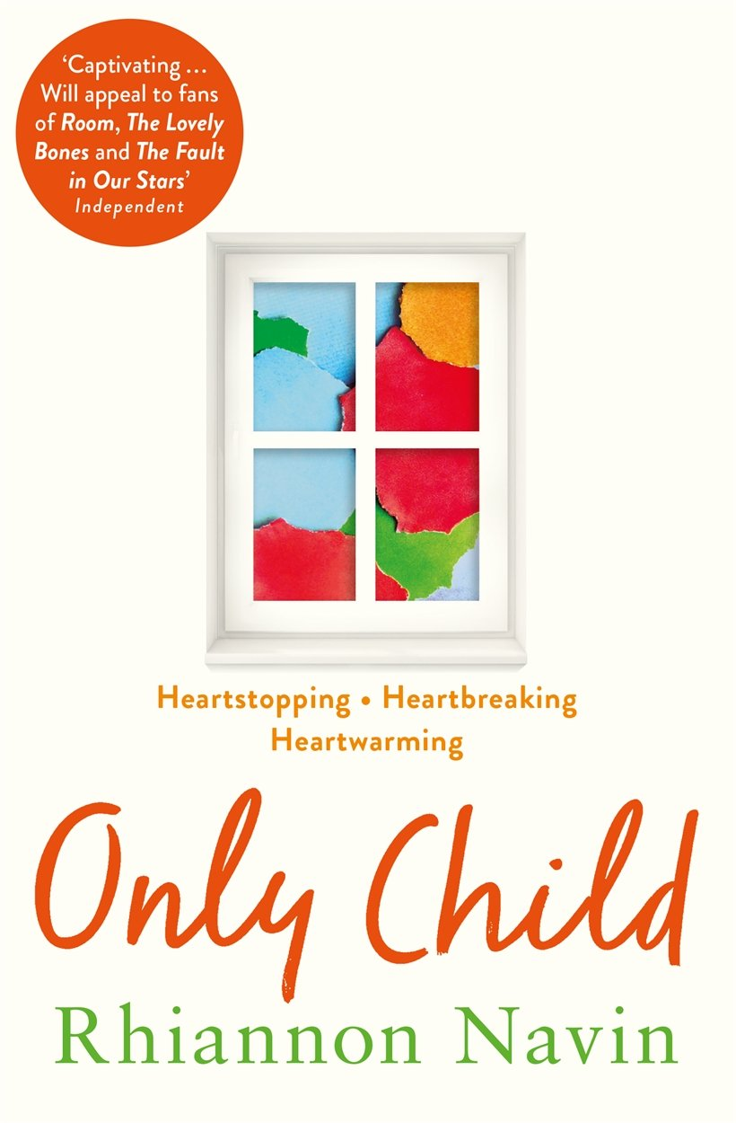 Only Child by Rhiannon Navin | Author QandA | Paperback Publication (@rhiannonnavin @MantleBooks) #OnlyChild