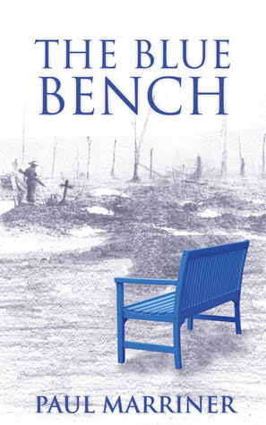 THE BLUE BENCH by Paul Marriner | Blog Tour #Giveaway | #historicalfiction|#TheBlueBench