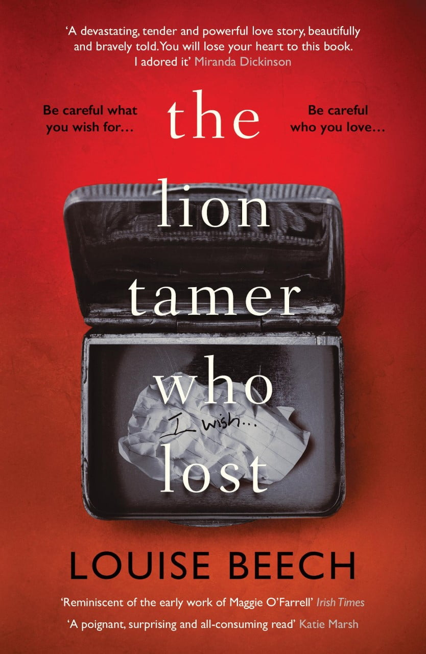 The Lion Tamer Who Lost by Louise Beech | Book Review (@LouiseWriter @OrendaBooks) #LionTamerWhoLost