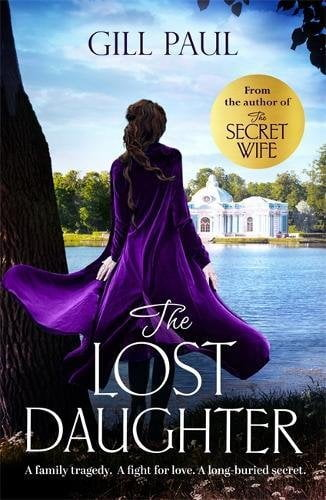 The Lost Daughter by Gill Paul | Book Review (@GillPaulAUTHOR @headlinepg) #historical fiction #romanovs