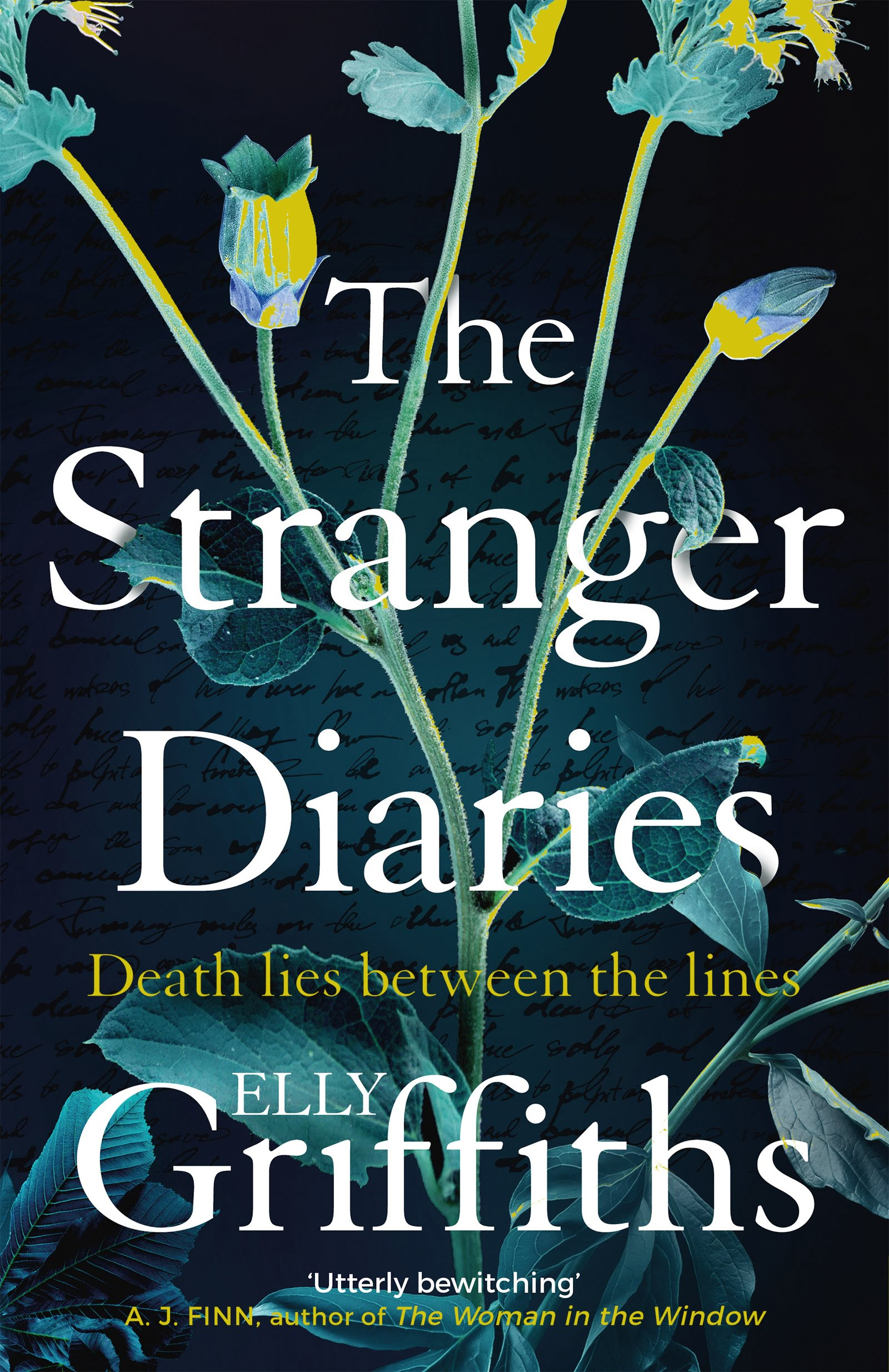 The Stranger Diaries by Elly Griffiths | Book Review #TheStrangerDiaries
