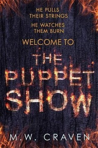 The Puppet Show by M W Craven | Book Review #ThePuppetShow