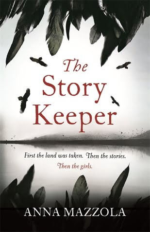 The Story Keeper by Anna Mazzola |Book Review | #TheStoryKeeper