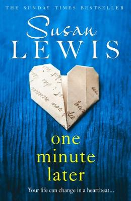 One Minute Later by Susan Lewis | Blog Tour Q and A