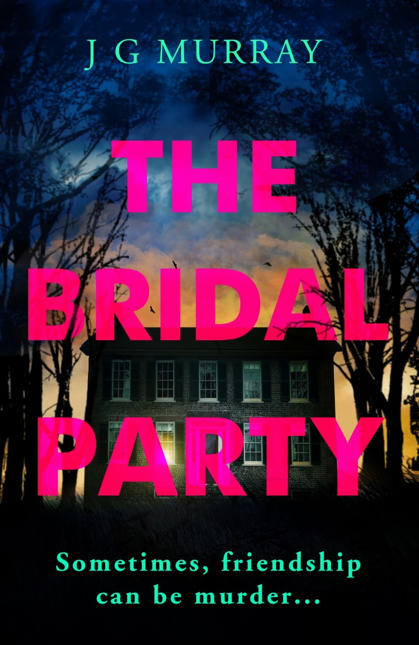 The Bridal Party by J G Murray | Blog Tour Guest Post | #TheBridalParty