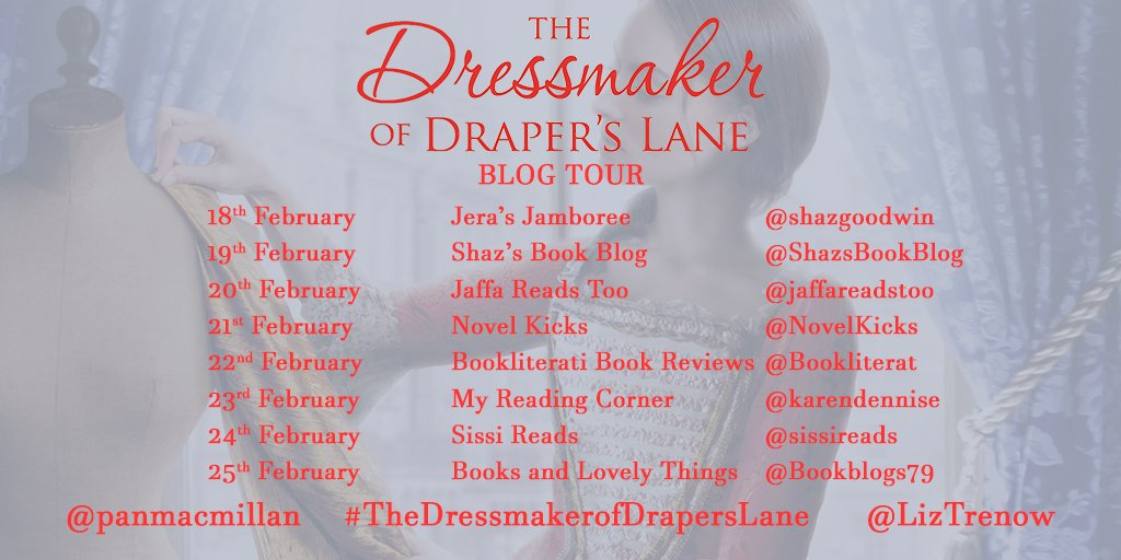 The Dressmaker of Drakers Lane